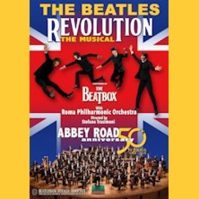 Revolution: The Beatles Musical by The Beatbox - Terni - 11 luglio