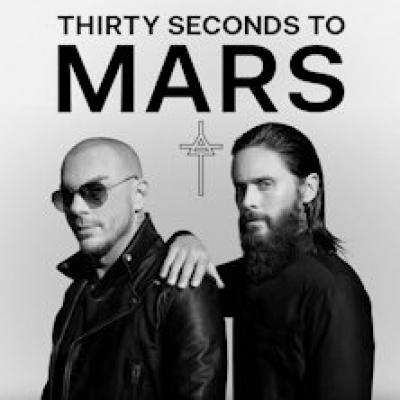 Thirty Seconds To Mars - Pistoia - 6 luglio
