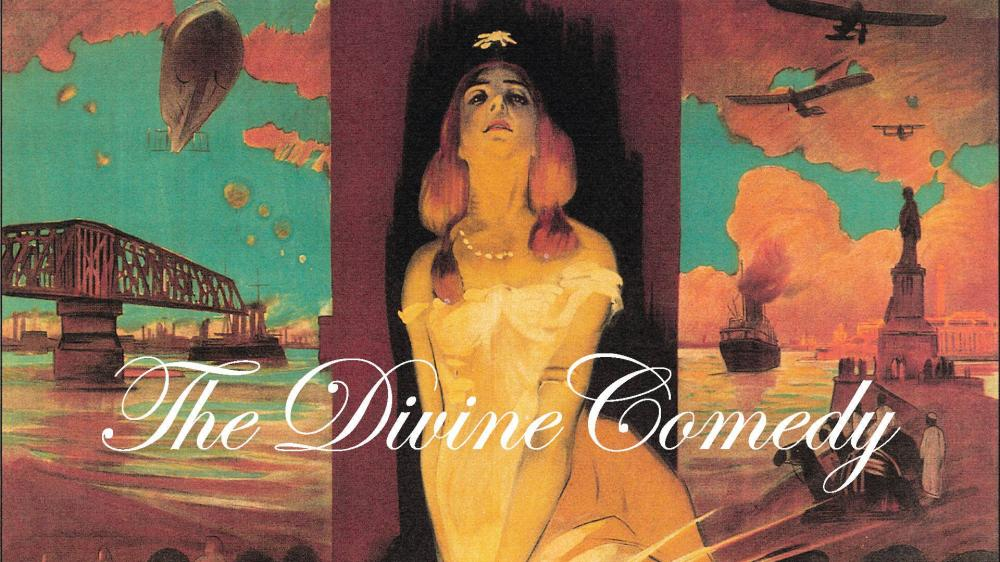 The Divine Comedy in concerto a Roma, Cavea #LuglioSuonaBene