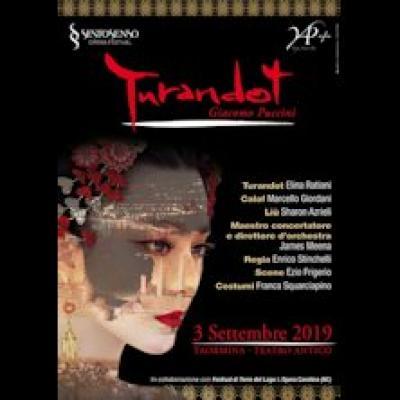 Turandot - Siracusa - 3 agosto