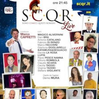 SCQR Live - Roma - 5 luglio