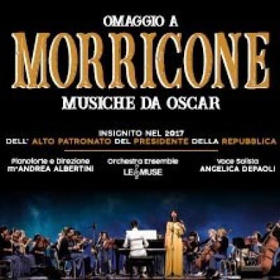 Omaggio a Morricone - Musiche da Oscar - Bolzano - 7 dicembre