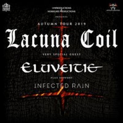 Lacuna Coil - Bologna - 5 novembre