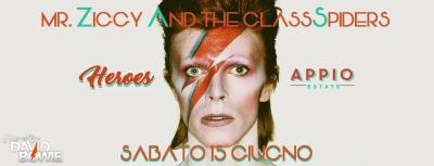 Heroes tributo a David Bowie