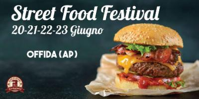 Street Food Festival ® @ Offida - dal 20 al 23 giugno