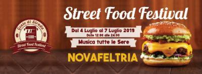 Street Food Festival ® Novafeltria dal 04 al 07 luglio 2019. © Gente di Strada.