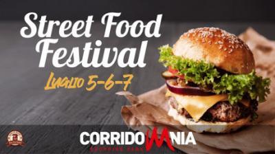 Street Food Festival ® CorridoMnia Shopping Park, dal 05 al 07 luglio 2019. © Gente di Strada.
