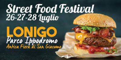 Street Food Festival ® @ Lonigo - dal 26 al 28 luglio