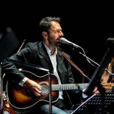 Neri Marcorè e Gnu Quartet in 'Come una specie di sorriso' - Assisi - 8 agosto