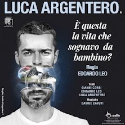 Luca Argentero - Varese - 26 gennaio
