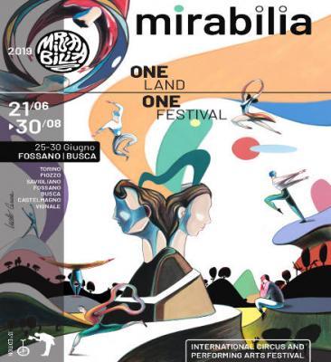 Mirabilia 2019 - province di Cuneo, Torino e di Alessandria - dal 21 giugno al 30 agosto