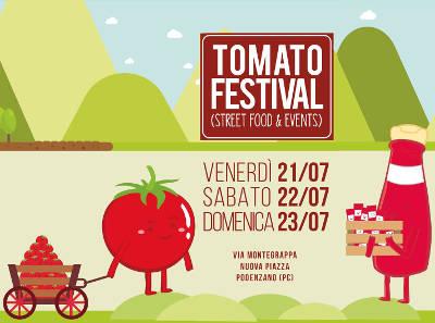 locandina Tomato Festival 2017