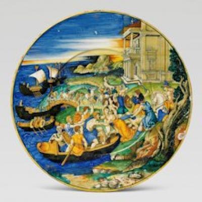 L' Italia del Rinascimento. Lo splendore della maiolica