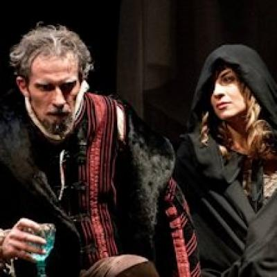 Shakespeare & Cervantes in Ghost Writer - Roma - 21, 22 e 23 giugno