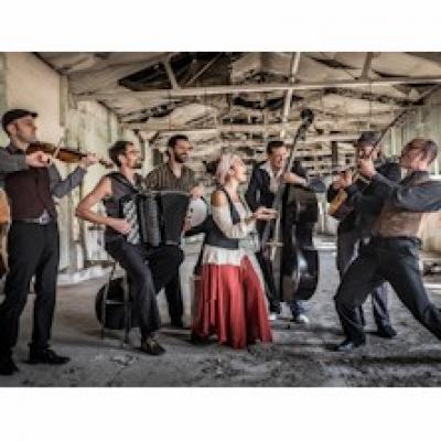 Barcelona Gipsy Balkan Orchestra - Padova - 18 luglio