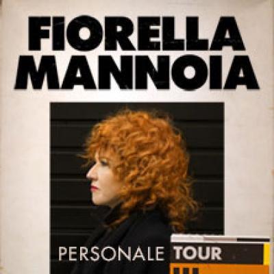 Fiorella Mannoia - Aosta - 22 luglio