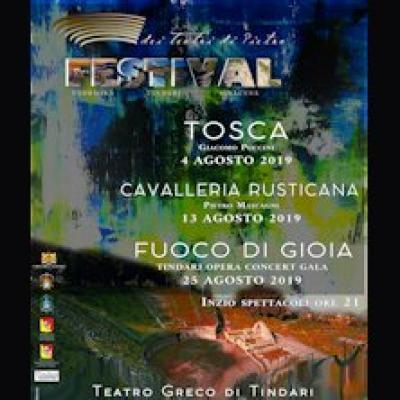 Fuoco di Gioia, Concert Gala - Tindari - 25 agosto