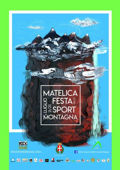 Festa dello Sport di Montagna @ Matelica. Dal 21 al 23 luglio 2017. © A.S.D. RockZone