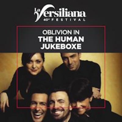 Oblivion in Human Jukebox - Marina di Pietrasanta (LU) - 28 luglio