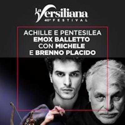 Achille e Pentesilea - Marina di Pietrasanta - 6 agosto