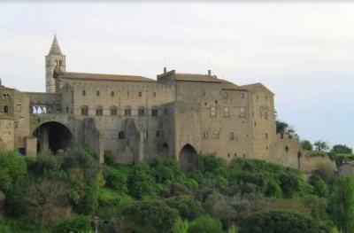 In marcia verso Isengard: 27 e 28 luglio 2019 nel quartiere medievale San Pellegrino di Viterbo. © Società Tolkieniana Italiana.