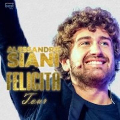 Alessandro Siani: Felicità - Acri (CS) - 18 luglio