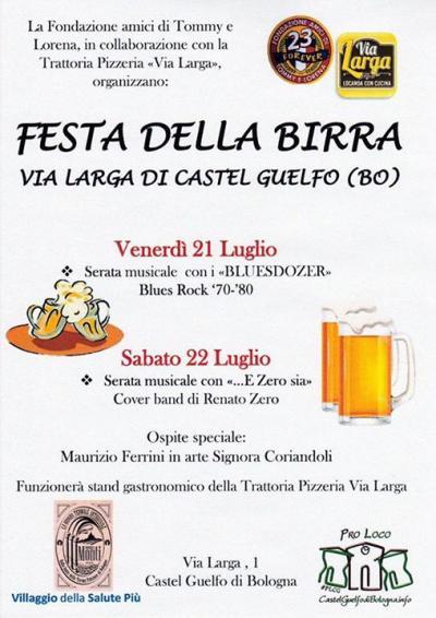Festa della Birra Castel Guelfo - 2017