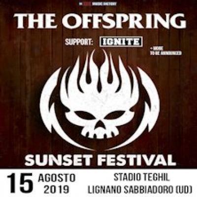 The Offspring - Lignano Sabbiadoro (UD) - 15 agosto