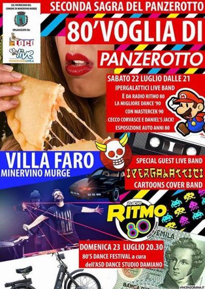 Sagra del Panzerotto - Minervino Murge (BT) - 2017