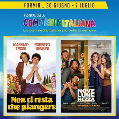 Festival della Commedia Italiana - Formia 2019