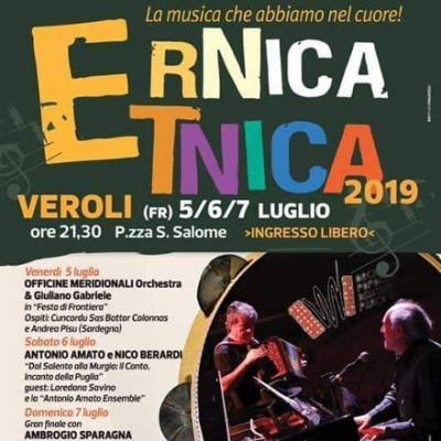 Ernica Etnica - Veroli 2019