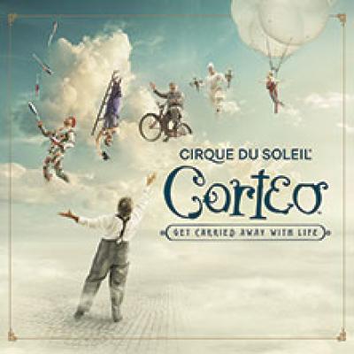CORTEO by Cirque du Soleil - Casalecchio di Reno - dal 9 al 13 ottobre