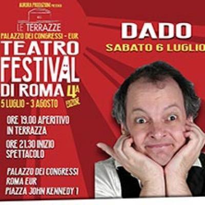 Dado - Roma - 6 luglio