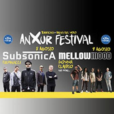 Anxur Festival - Terracina (LT) - 8 e 9 agosto
