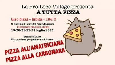 A Tutta Pizza - Narni Scalo (TR) - luglio 2017