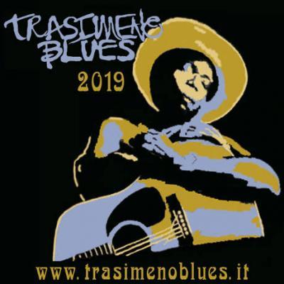 Trasimeno Blues 2019 - locandina