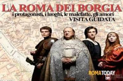 La Roma dei Borgia - visita guidata