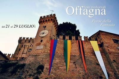 Feste Medioevali Offagna - luglio 2017