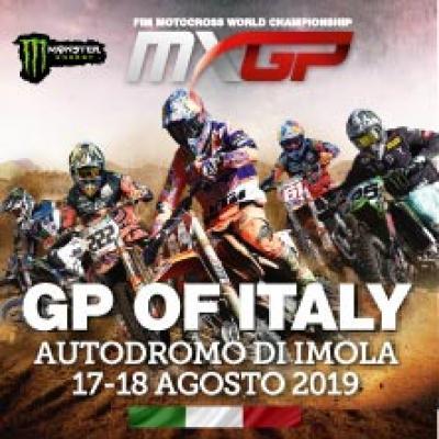MXGP of Italy - Imola - dal 17 al 18 agosto