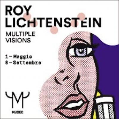 Roy Lichtenstein. Multiple visions - Milano - fino al  8 settembre