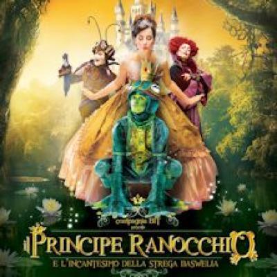 Il Principe Ranocchio, il Musical - Forte dei Marmi - 22 agosto