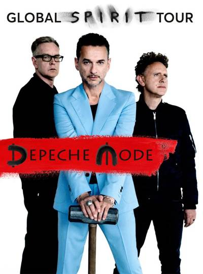 Depeche Mode, global spirit tour