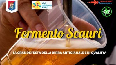 Fermento Scauri 2019