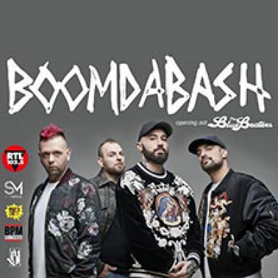 Boomdabash - Alassio (SV) - 21 agosto