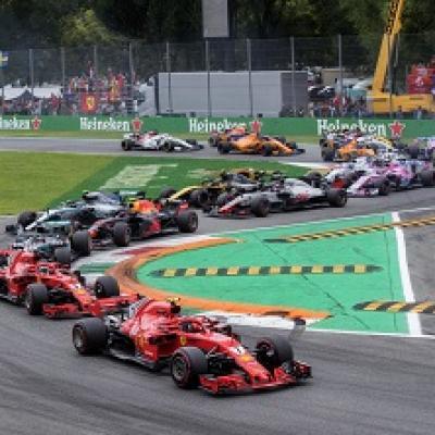 Formula 1 Gran Premio d' Italia 2019 -  Monza - 6, 7 , 8 settembre