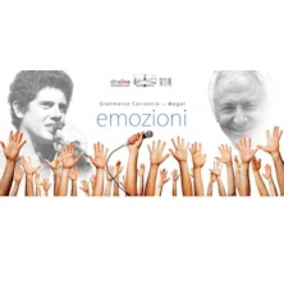 EMOZIONI: viaggio tra le canzoni di Mogol e Battisti - Frosinone - 21 dicembre