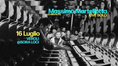 Massimo Martellotta locandina