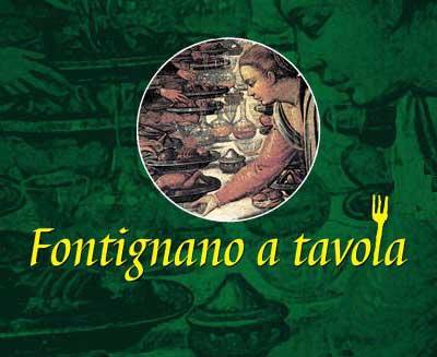 locandina Fontignano a Tavola 2017