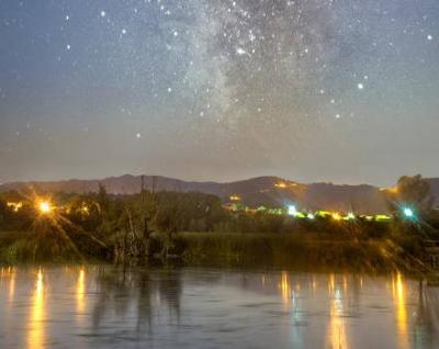 Un cielo di stelle - Posta Fibreno (FR) - 21 luglio