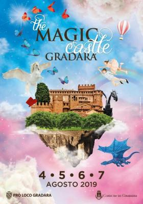 The Magic Castle Gradara - 4-5-6-7 agosto 2019